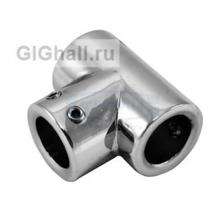 Соединитель т-образный труба - труба.T-902 PC