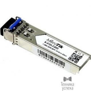Mikrotik MikroTik S-31DLC20D(I) SFP module 1.25G SM 20km 1310nm