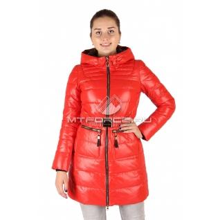 Куртка пуховик женский белого цвета оптом 6801