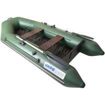 Моторная лодка Аква 2800 (стационарный транец) Мастер лодок