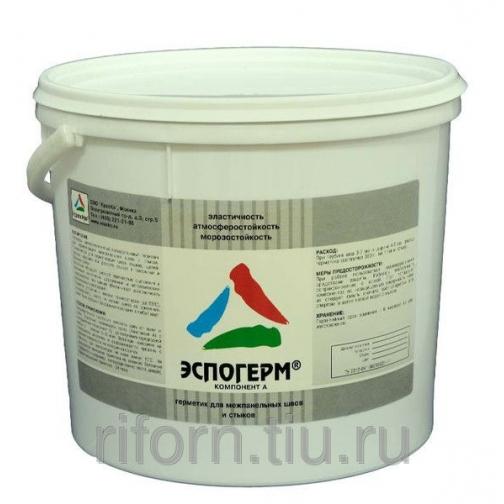 Эспогерм — герметик для межпанельных швов 9055