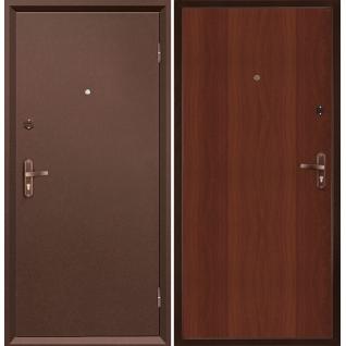 Дверь металлическая Valberg Б3 МАСТЕР 2 2050/950/70 R/L