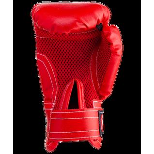 Набор для бокса Rusco, 4oz, кожзам, красный