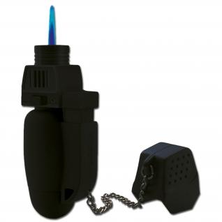 Pro-Force Зажигалка Highlander с турбонаддувом черного цвета