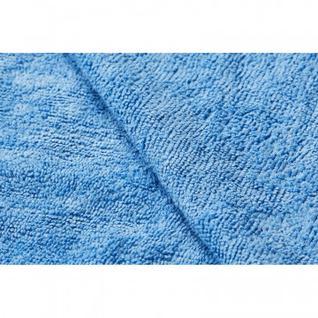 Тряпка для пола Luscan микрофибра 300г 70х80см синяя