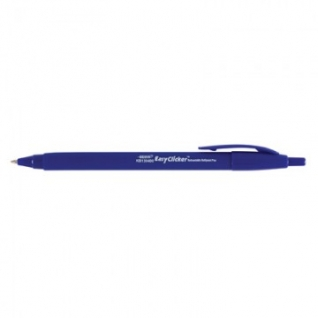 Ручка шариковая Beifa KB139400 0,5мм автомат.синий Китай