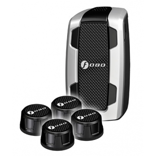 Система контроля давления и температуры в шинах Fobo Tire black