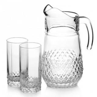 Набор VALSE (кувшин + 6 стаканов)