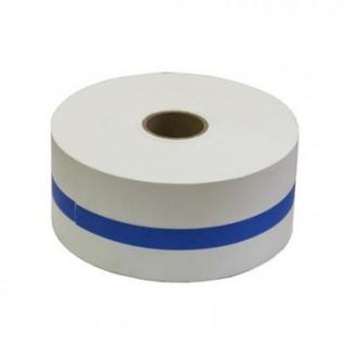 Лента бандерольная для автомат. упаков. монет 94.5 мм синяя, бобина 300м