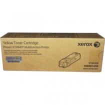 Оригинальный желтый картридж Xerox 106R01458 для Xerox Phaser 6128MFP на 2500 стр. 9900-01