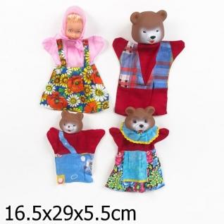 """Кукольный театр """"Три медведя"""" Русский стиль"""