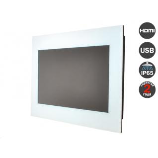 Телевизор AVS190F белая рамка