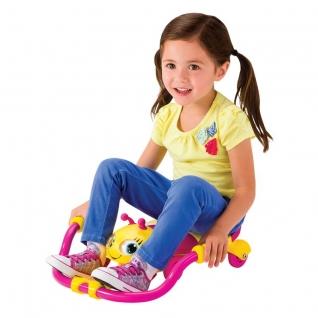 Детская каталка Twisti Lady Buzz (Твисти Леди Базз) с механическим управлением Razor