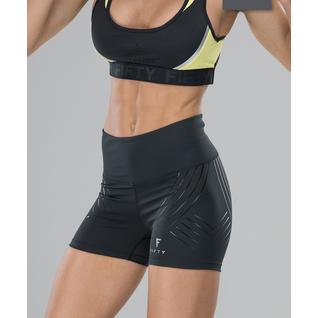 Женские компрессионные шорты Fifty Intense Pro Fa-ws-0101, черный размер L