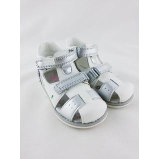 B-5235 сандали белый Tom&MikiI 21-26 (25)