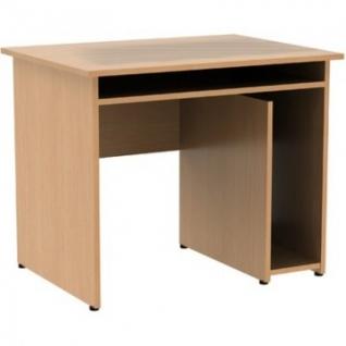 Мебель ЭКО Стол компьютерный 1580 (995) бук