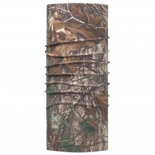 Buff Шарф-труба Buff с защитой УФ, камуфляж Realtree Extra