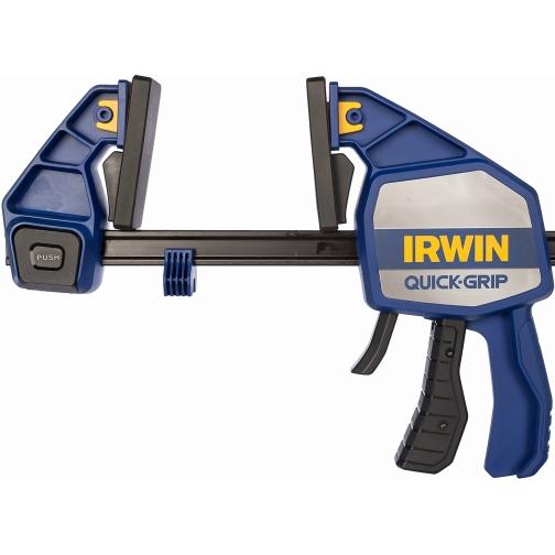 Струбцина Irwin QUICK GRIP XP 900 мм, на сжатие 915, на разжатие 1130 мм 8165244