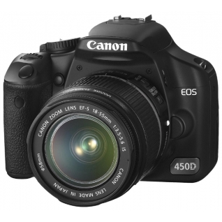 Canon EOS 450D Kit 18-55 IS