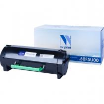 Совместимый картридж NV Print NV-50F5U00 (NV-50F5U00) для Lexmark MS510dn, MS610de, MS610dn, MS610dte 21208-02
