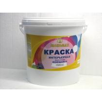 Краска Мономах моющаяся (для помещений с сильной влажностью) Standart 14 кг