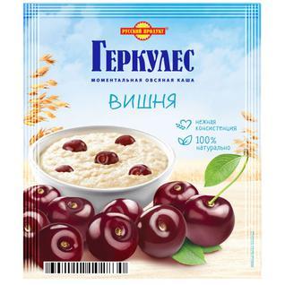 Русский продукт Овсяная каша момент Геркулес с вишней 35г