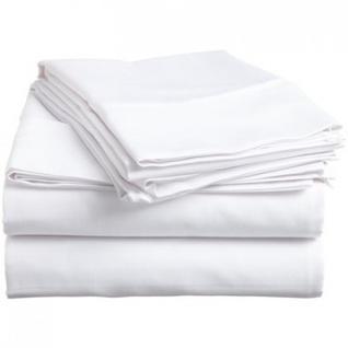 Постельное белье 1.5-спальный 145гр/м бязь,белый