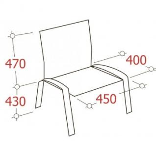 Кресло FA_Конф-ц SAMBA Chr к/з бежевый (песочный) DO743/вишня