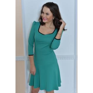 Трикотажное платье NI Р11-714