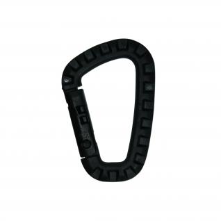 ITW Замок-карабин ITW Nexus Tactical Link черного цвета