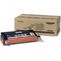 Оригинальный голубой картридж Xerox 113R00723 для Xerox Phaser 6180 на 6000 стр. 9905-01