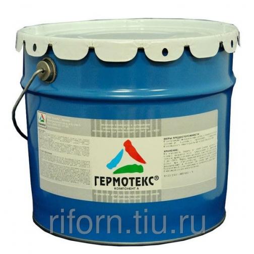 Гермотекс - герметик для швов бетонных полов 9075