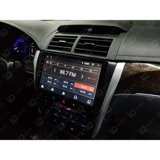 """Автомагнитола IQ NAVI T58-2918CFHD Toyota Camry V55 (2014-2018) 10,1"""" (+ Камера заднего вида в подарок!)"""