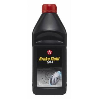Тормозная жидкость Texaco BRAKE FLUID DOT 4 1л
