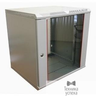 Цмо ЦМО! Шкаф телеком. настенный разборный 12U (600х350) дверь стекло (ШРН-Э-12.350) (1 коробка)