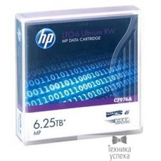 Hp HPE C7976A, LTO-6 Ultrium 6.25TB RW Data Tape