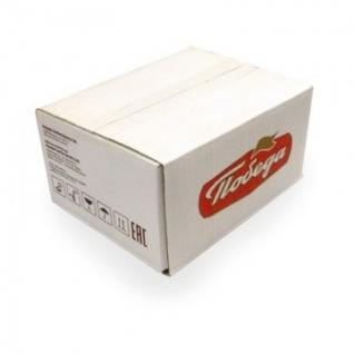 Конфеты шоколадные с ореховым кремом Сердечки красные 3,5 кг