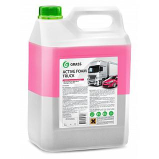 Активная пена Grass Active Foam Truck Для грузовиков, 6 кг