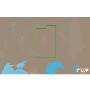 Карта C-MAP RS-N210 - Волга: Чебоксары – Волгоград C-MAP