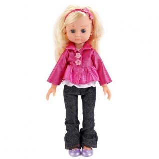 """Кукла """"Карапуз"""" 33см, Озвуч., Руссифиц., 100 Фраз, Закрыв. Глазки, С Аксесс. В Русс."""