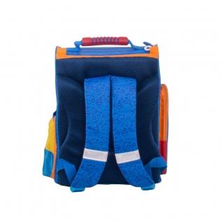 Школьный рюкзак Монстрик Гошик (синий) Gulliver рюкзаки