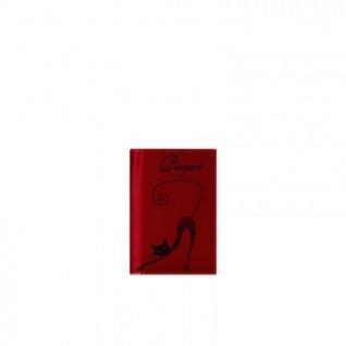 Обложка для паспорта Cats O.31.SH.красный