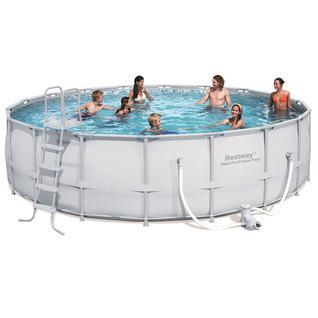 Bestway Каркасный бассейн BestWay SteelPro 56427, 549*134 см