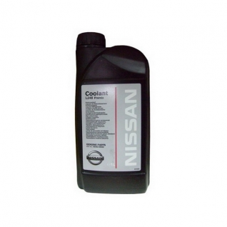 Антифриз NISSAN Coolant Premix L248 зеленый готовый 1л KE90299935