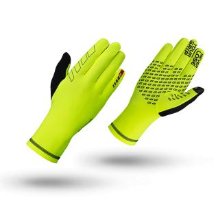 Велоперчатки зимние GripGrab Insulator, Xxl, Hi-vis