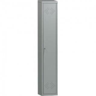 Метал.Мебель ПРАКТИК LS-11-40D шкаф д/одежды 1 дв. 418х500х1830