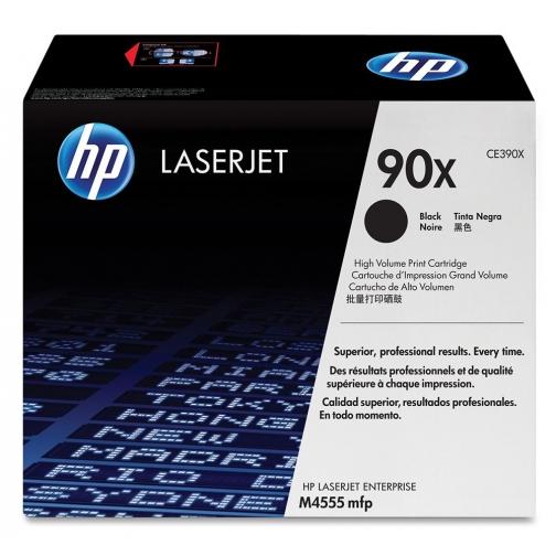 Картридж CE390X №90X для HP LJ M4555mfp, M601, M602, M603 (черный, 24000 стр.) 4431-01 Hewlett-Packard 851898 1