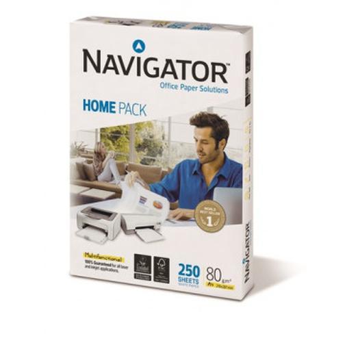 Бумага для ОфТех Navigator Universal (А4,80г,169%CIE) пачка 250 л. 37845302 1