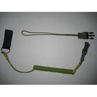 Строительный страховочный спиральный шнур для инструмента
