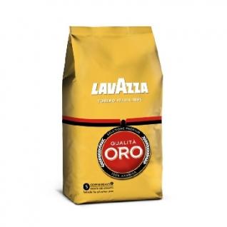 Кофе Lavazza Oro в зернах, 1кг,116689